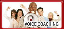 Voice Development Coaching